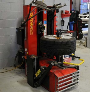 Tire Machine-