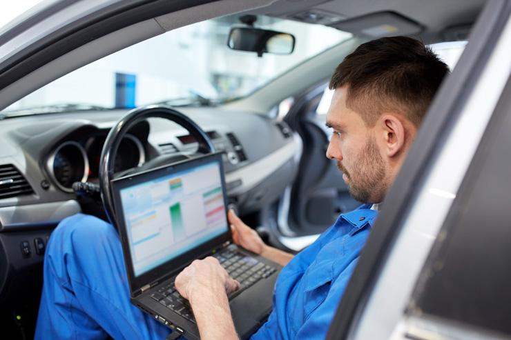 Vehicle Programming